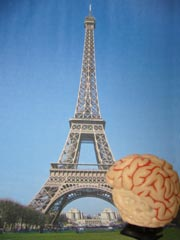 visualize yourself in Paris